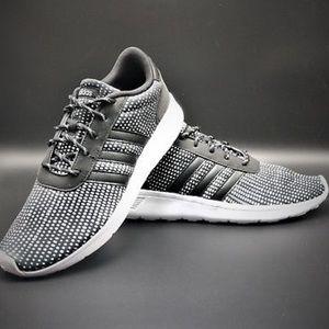 Adidas Neo Lite Racer Polka Dot Running Shoe